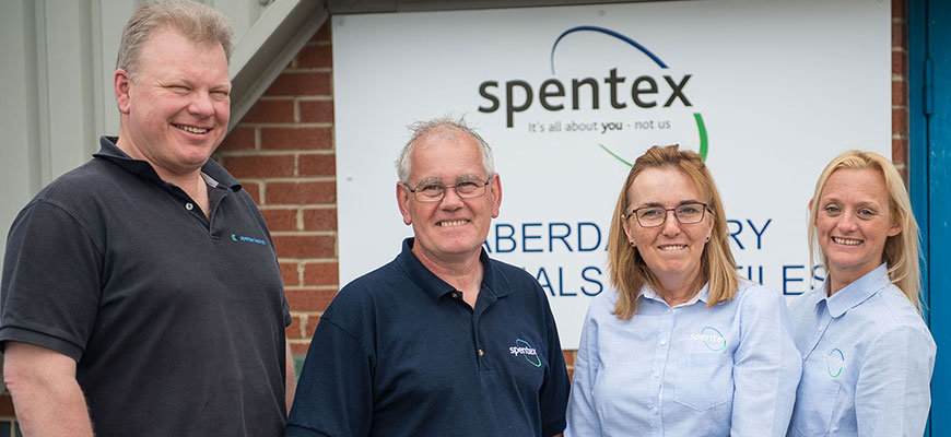 Meet the team at Spentex