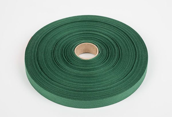T0350-100-Percent-Cotton-Tape-Green-12mm-x-50-metres