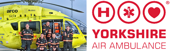 Our charity Yorkshire Air Ambulance